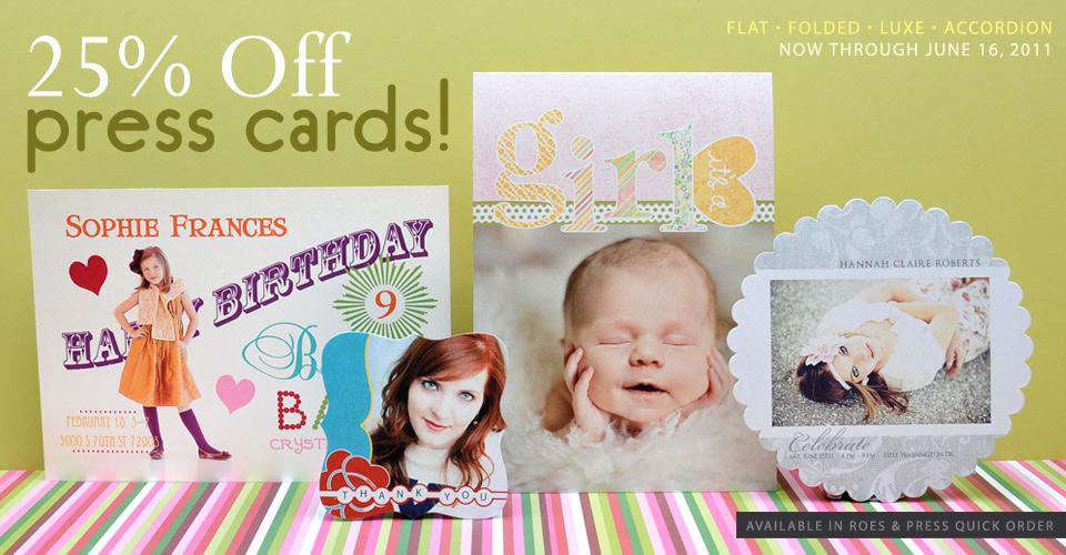 Press-Card-Sale