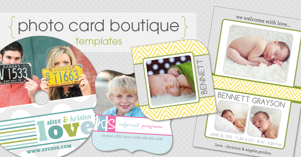 Photo Card Boutique
