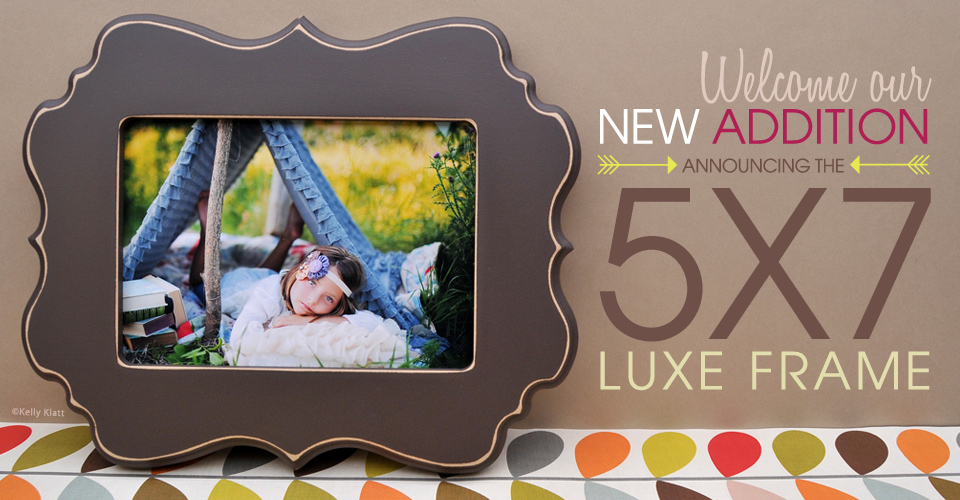 NEW! 5×7 Luxe Frames « Blog :: Miller\'s Professional Imaging
