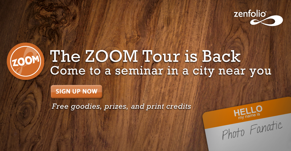 Zenfolio ZOOM Tour