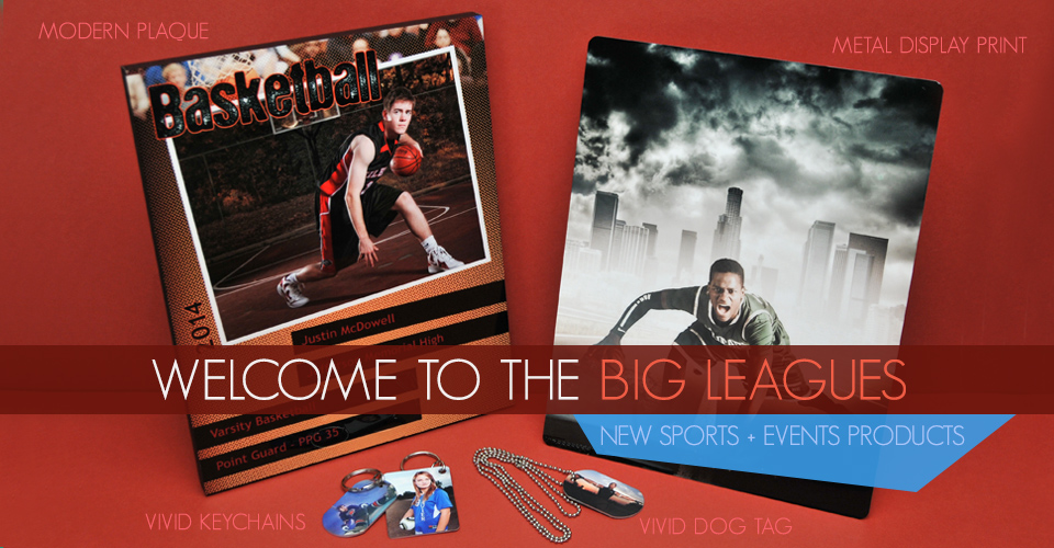 New Sports & Events Products