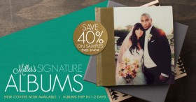 Signature Album Sample Discount\