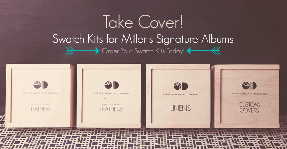 Swatch Kits - Miller's Signature Albums