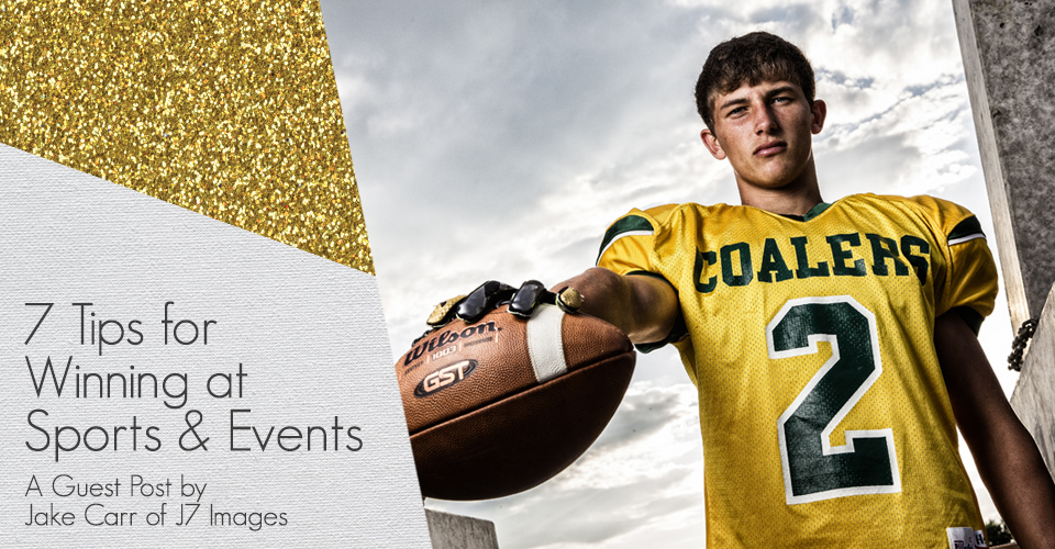 7 Tips for Winning at Sports & Events