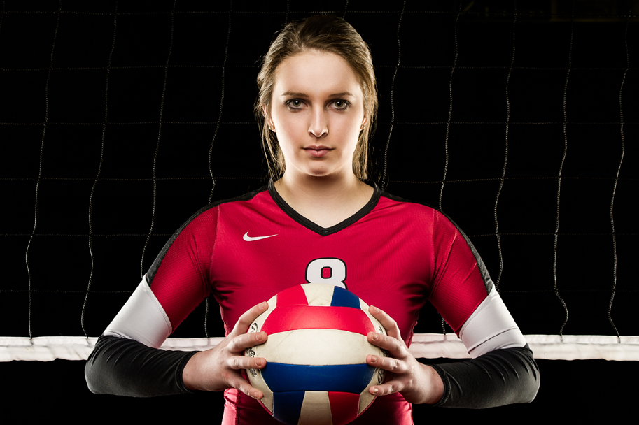 Volleyball Individual Pictures Team Sports Pre-Shoot ...