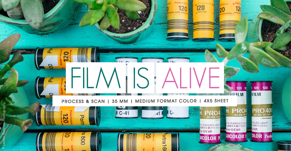 Miller's is committed to keeping the tradition of film photography alive.